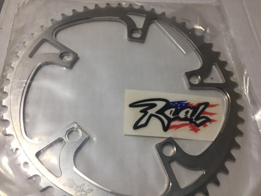 NOS REAL Chainring 52T 130 BCD