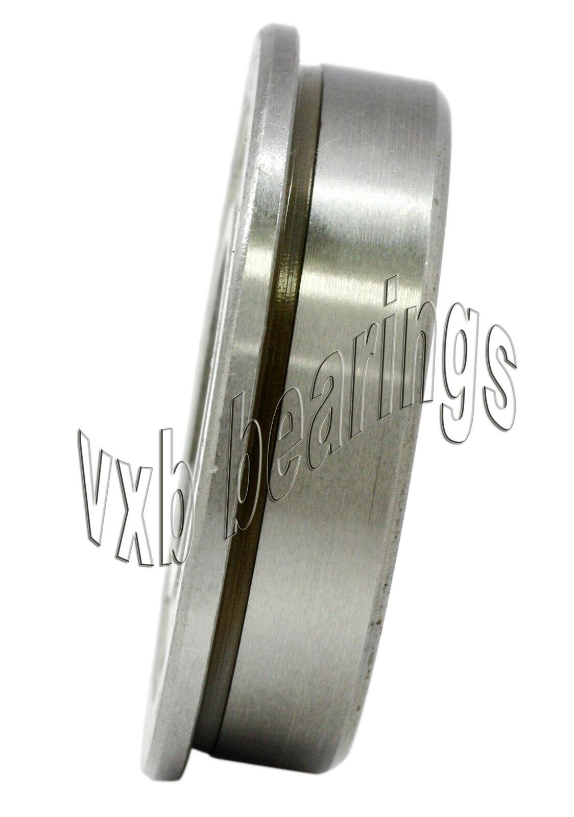 """R6-2RZNR Bearing 3//8/""""x7//8/""""x9//32/"""" Snap Ring Bearings VXB"""