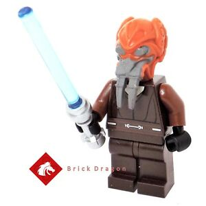 Lego-Star-Wars-Plo-Koon-Inc-sabre-laser-NEW-from-set-8093