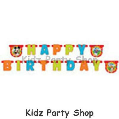 """Mickey Mouse Clubhouse /""""Oh Toodle/"""" banner Free shipping USA"""