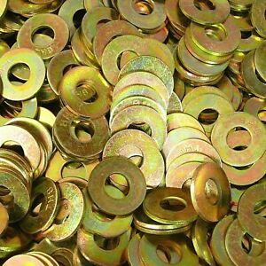 3//8 SAE Flat Washers THRU-HARDENED 500 The best fasteners