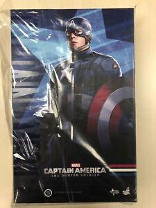 Hot-Toys-MMS-240-Captain-America-2-Steve-Roger-Golden-Age-Version-Chris-NEW