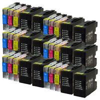 30 Druckerpatronen XXL für Brother MFC-J5910DW MFC-J6510DW MFC-J6710DW LC1280