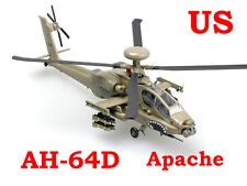 Easy Model 1/72 US Army AH-64D Apache helicopter gunships Iraq,March 2003 #37031