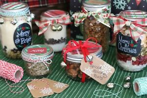 Details about Gift Jar Recipes, 225 Page eBook in PDF on CD - FREE SHIP