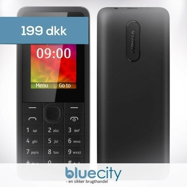 Nokia Nokia 106 Sort, Nokia 106 Sort