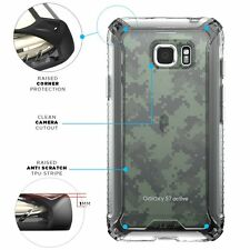 Poetic Affinity Premium Thin Protective Case for Samsung Galaxy S7 Active Clear
