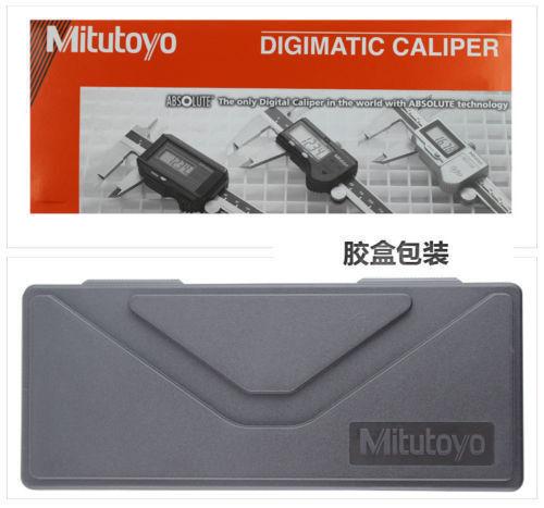 """NEW MITUTOYO ABSOLUTE 6/"""" DIGITAL CALIPER # BRAND 500-196-30 in BOX"""