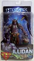 The Betrayer Illidan Heroes Of The Storm 7 Video Game Figure Series 1 Neca 2015