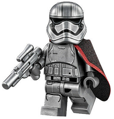 NEW LEGO STAR WARS CAPTAIN PHASMA MINIFIG force awakens 75103 minifigure figure