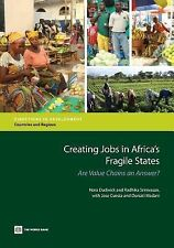 Creating Jobs in Africa's Fragile States: Are Value Chains an Answer? (Direction
