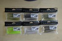 Daiwa Tournament D'swim 3.5 / 9cm Soft Bait - Pack Of 5 - For 2015