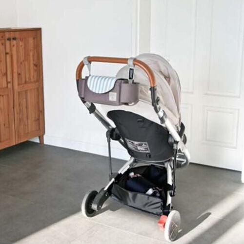 Universal Baby Trolley Storage Bag Stroller Cup Carriage Pram Buggy#Organizer-ZP