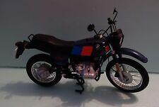 Modell Motorrad orig. BMW R80GS blau NEU 80430300708