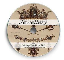 205 Rare Antique Books on Precious Stones DVD Diamond Ring Jewellery Earrings 29