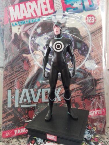 "Alexander /""Alex/"" Summers MOC MARVEL  HEROES  3D  #123 HAVOK"