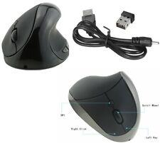 Maus Kabellos Optisch Vertikal Ergonomisch Wireless Vertical Mouse Funkmaus USB