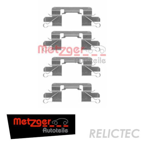 Front Brake Pad Fitting Kit Accessory for Nissan Mitsubishi:NP300 NAVARA