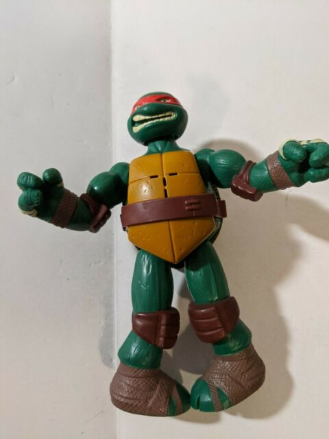 2012 Teenage Mutant Ninja Turtles Tmnt Talking Raphael 6 Action