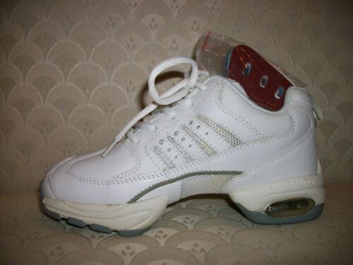 Capezio Team Series Dance Sneakers Adult TS1 White New In Box