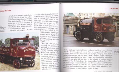 MATCHBOX FODEN STEAM WAGON 50TH ANNIVERSAIRE Ltd Ed VINTAGE CLASSIC camion Livre