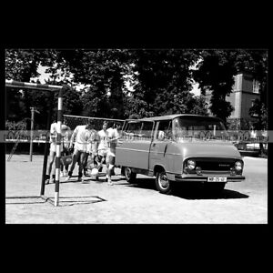 #pha.023017 Photo SKODA 1203 MINIBUS (TYPE 997) 1968-1981 Car Auto YxsaQNMn-08015240-682221527