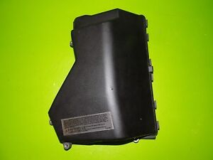 details about 01-05 bmw 325i e46 oem 1436443 engine ecu fuse box relay  cover top panel