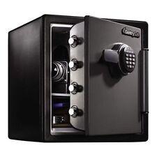 Fireproof Security Safe Electronic Lock Keypad Documents Valuables Cash Lock Box