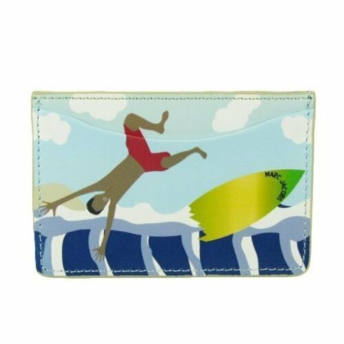 Authentic New Marc by Marc Jacobs Fence or Surf ID Case