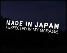 Made in Japan Car Decal Sticker JDM Vehicle Bike Bumper Graphic Funny