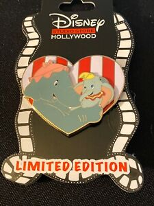 Disney-Dumbo-Mrs-Jumbo-Mother-039-s-Day-2019-LE-200-Surprise-Pin-DSF-DSSH-Mothers