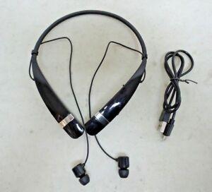 a204641ad62 LG Electronics Tone Pro HBS-760 Bluetooth Wireless Stereo Headset ...