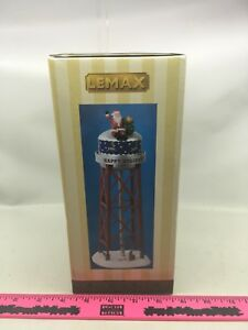 Lemax ~ Holiday Tower Village Accessory