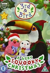 3rd-amp-Bird-A-Very-Squooky-Christmas-DVD-Very-Good-DVD