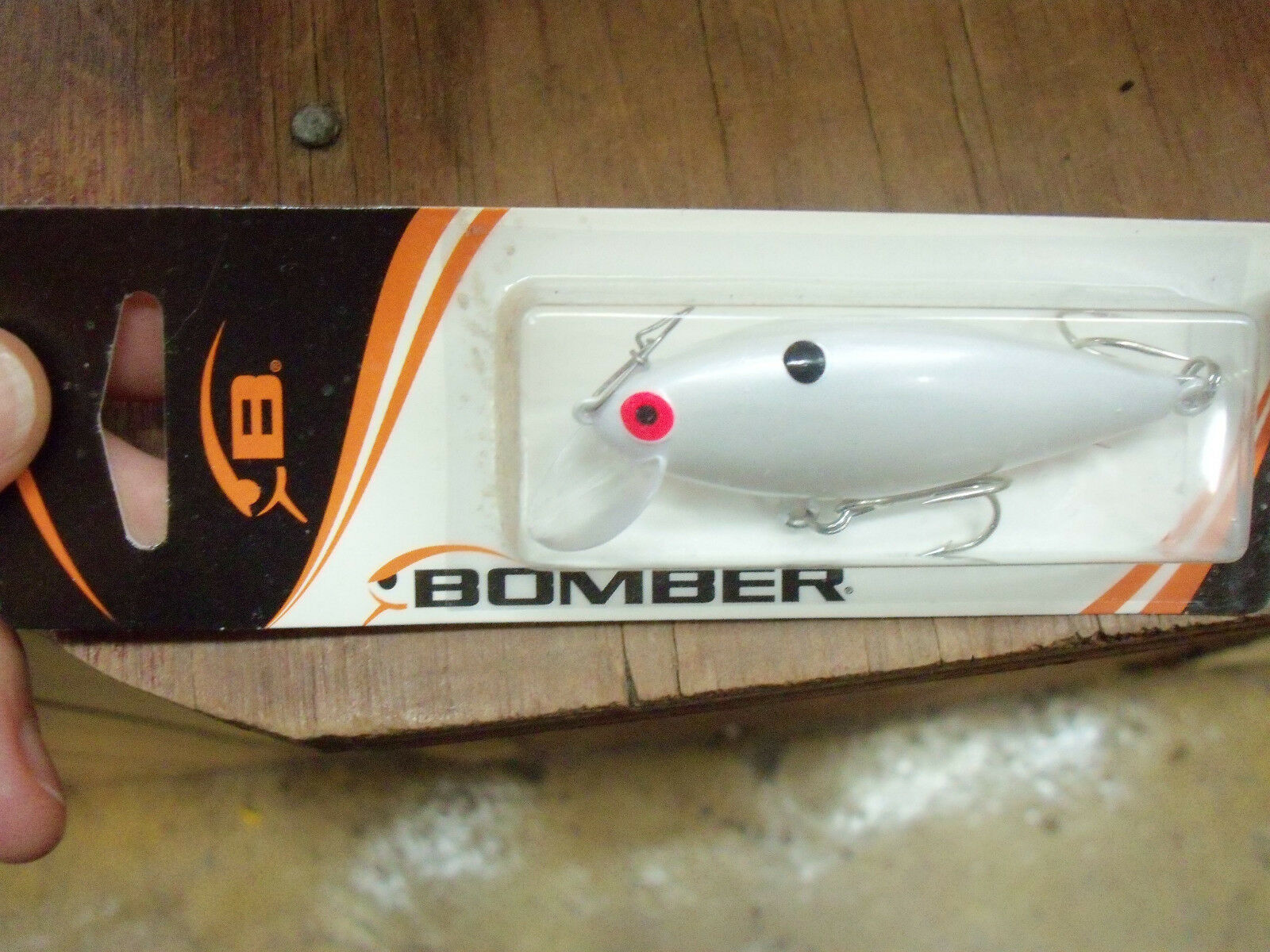 B03 Bomber Speed Shad Discontinued Hard to Find