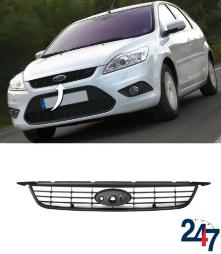 NEW FORD FOCUS 2008-2011 FRONT BUMPER CENTER UPPER GRILLE 1676410