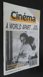 Revista Semanal Cinema N º 443 de La 25A 31 Mai 1988 Buen Estado