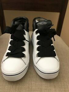 Details about Women's Skechers High Top Street Los Angeles Air Cooled Memory Foam Size 5.5 NEW