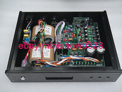 NEW Hi-end ES9018 DAC Dual PSU XMOS U8 DSD USB XLR can upgrade to remote control