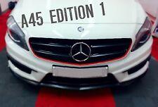 MERCEDES AMG Edition 1 - Radiatore Mascherina VINILE A45 A200 A250 (W176)