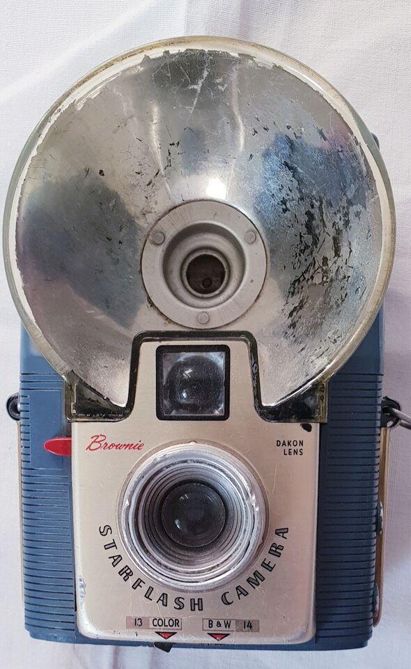 Eastman Kodak, Starfllash Brownie, Defekt