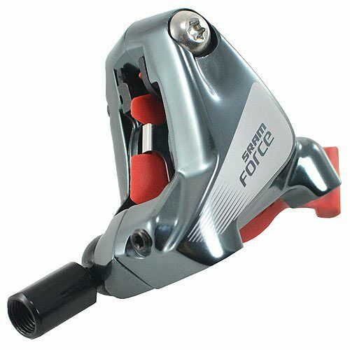 SRAM Force22  Force1 Complete Flat Mount Caliper Assembly 18mm Front Rear