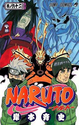 NARUTO vol.62 Japan Jump Comics / Comic Manga / Ship w/in 24hrs
