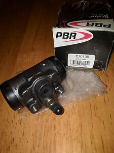 NOS PBR P10139 REAR WHEEL CYLINDER FITS NISSAN DATSUN 200B 810 SDN W/IRS 77-82
