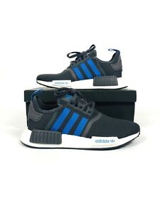 newest collection 94bad 42753 Image is loading Adidas-Jrs-NMD-R1-Nomad-Junior-Grey-Five-