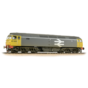 Bachmann 31-664DS Class 47 0 47050 BR Railfreight DCC Sound Weatherosso 00 Gauge