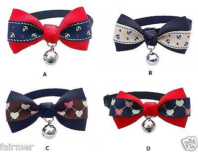 New Safety Adjustable Pet Neck Nylon Belt Buckle Collar For Cat Dog Puppy Kitten