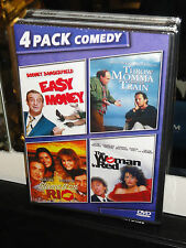 Easy Money / Throw Momma from the Train / Blame It on Rio / Woman in Red (DVDS)