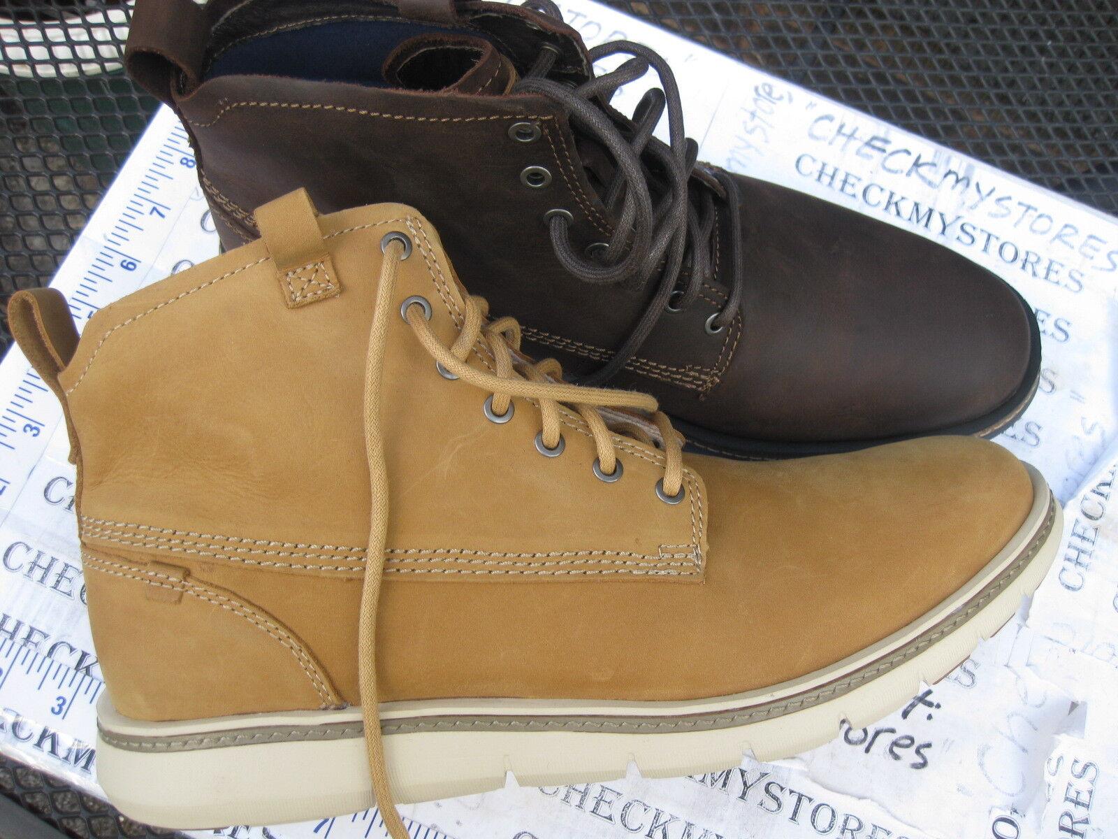 NEW Mark Nason by Skechers 68191 Men's Crossover Chukka Boot MULTI SIZES/COLORS