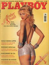 PLAYBOY 1995/03 [März 3/95] * Amber Smith * Babette Fahland *Cornelia Corba* TOP